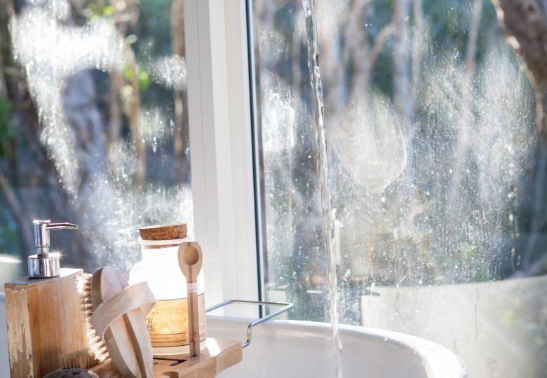 Ryddetips til badet - vi rydder i sone 5