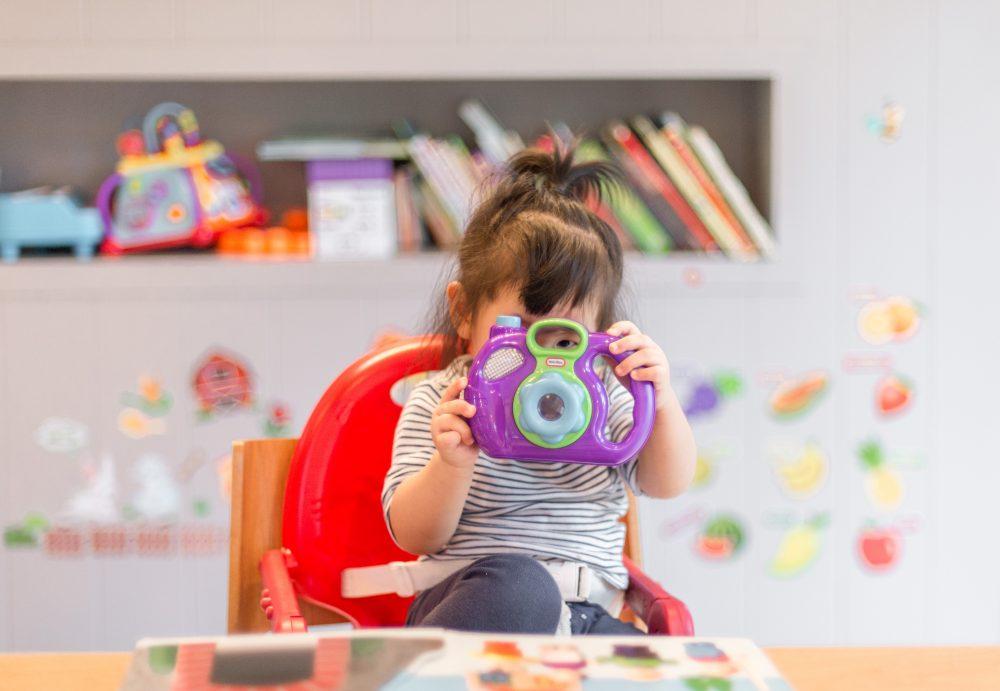 Slik rydder du barnerommet og gjør plass til lek