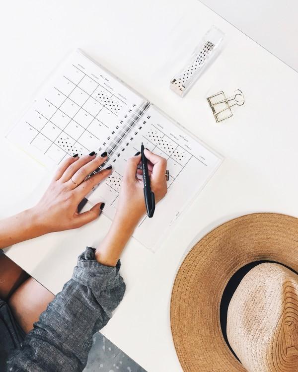 Skap gode vaner og rutiner - månedens tema