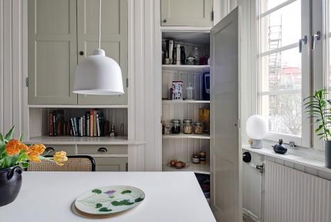 Slik reduserer du ting på kjøkkenet ditt