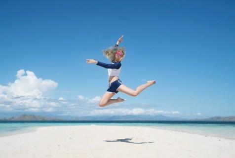Fysisk aktivitet – månedens tema i juli