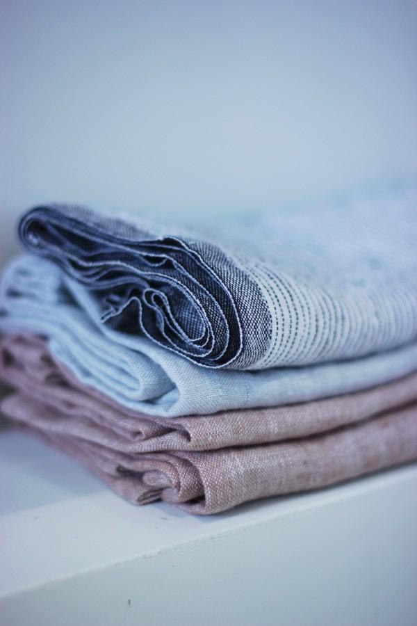 Rydde i kjøkkenkluter og kjøkkenhåndklær