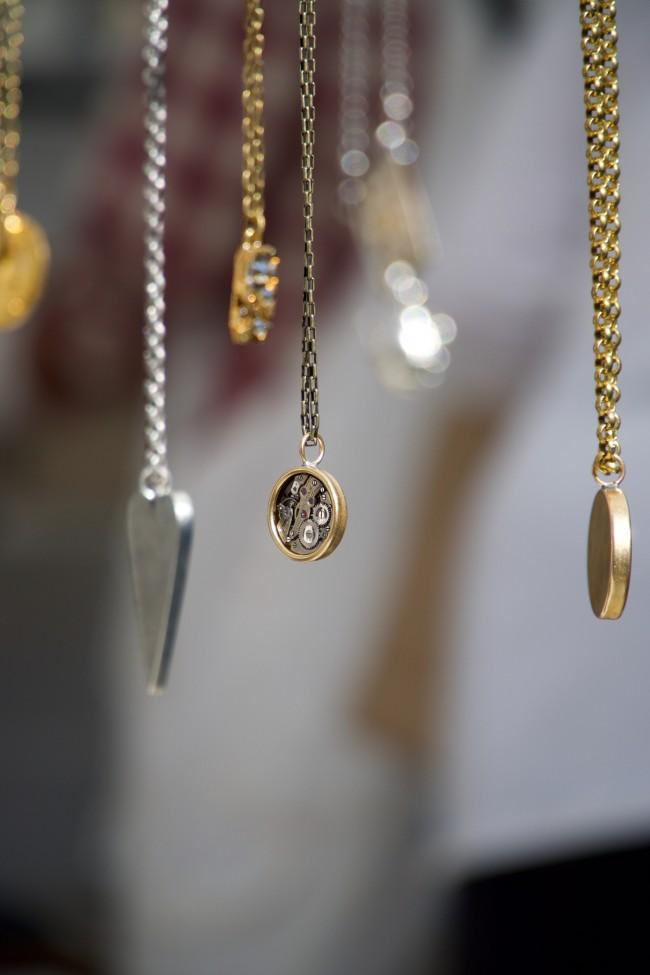 Rydde smykker og ringer - Uke 43