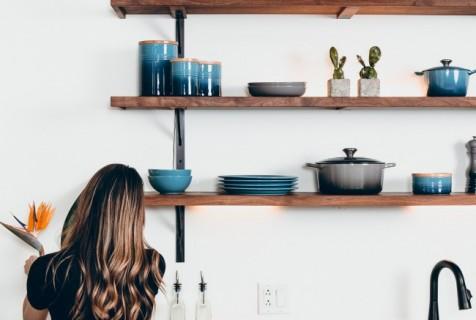 La kjøkkenvasken skinne – tema i oktober
