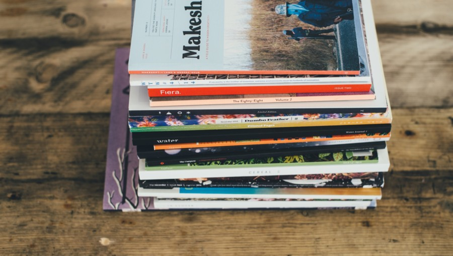 Hvor mange kokebøker og utklipte oppskrifter bruker du?